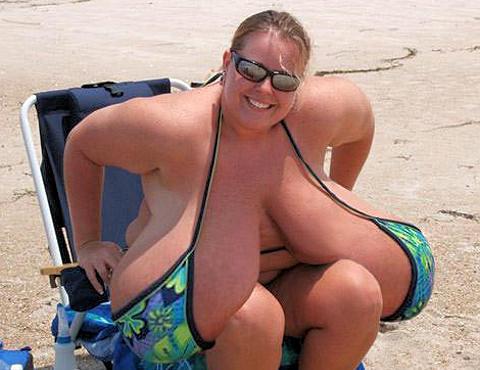 mujeres con cenos grandes: