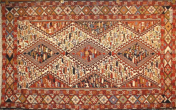Entornos turqu a y sus huellas turqu a kilims y for El paraiso de las alfombras