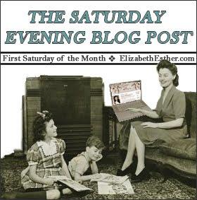 Saturday Evening Blog Post, image courtesy of Elizabeth Esther