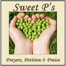 Sweet P's are: Prayers, Petition, Praise!, Courtesy of teawithtiffany.com