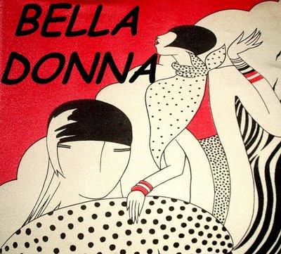 "Seja bem vindo ao :""LA  BELLA DONNA"""