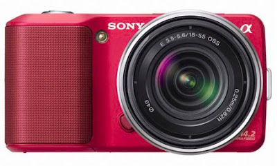 Sony NEX-3 Compact Interchangeable Lens Digital Camera