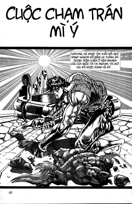JoJo Bizarre Adventure trang 1