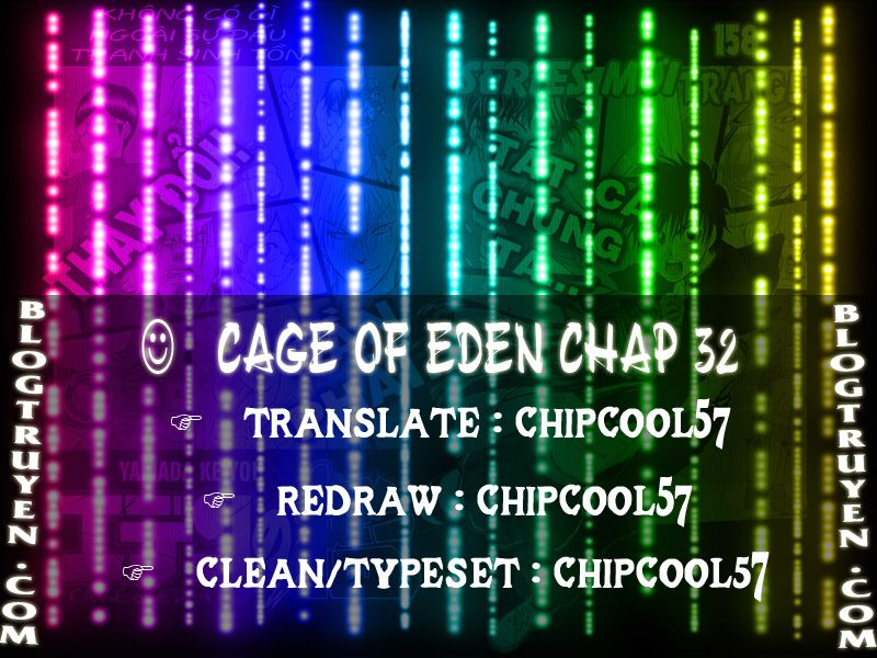 Cage of Eden chap 32 Trang 2 - Mangak.info
