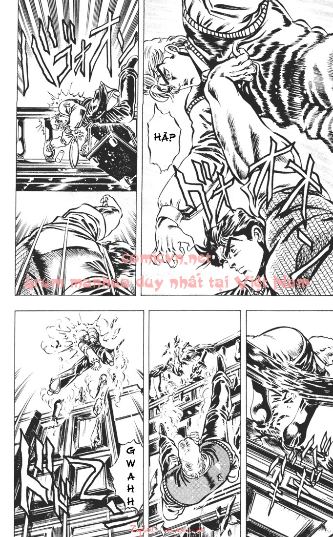 JoJo Bizarre Adventure trang 15