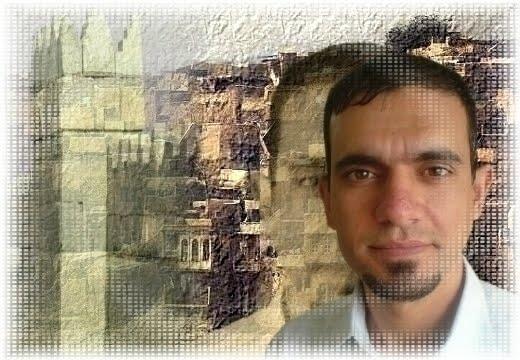 موقع للمخرج المسرحي عباس عبد الغني