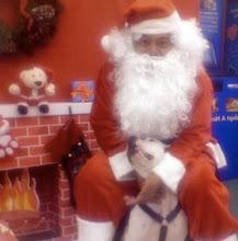 cici meets santa