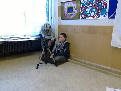 Der FilmerNachwuchs bei kidswest.ch