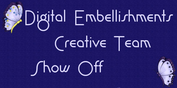 Digital Embellishments CT show off