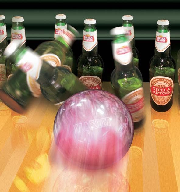 The BM Report: The Blog of Bowling Aficionados: On Beer and Bowling