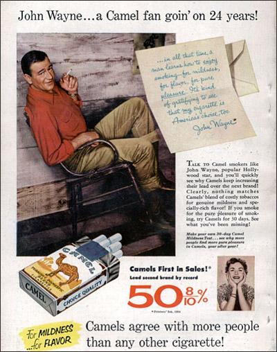 smoking ads. Vintage cigarette ads