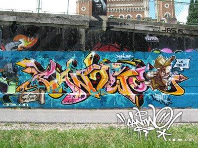 como iniciarse en el mundo del graffiti