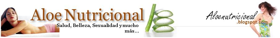 Aloe Nutricional