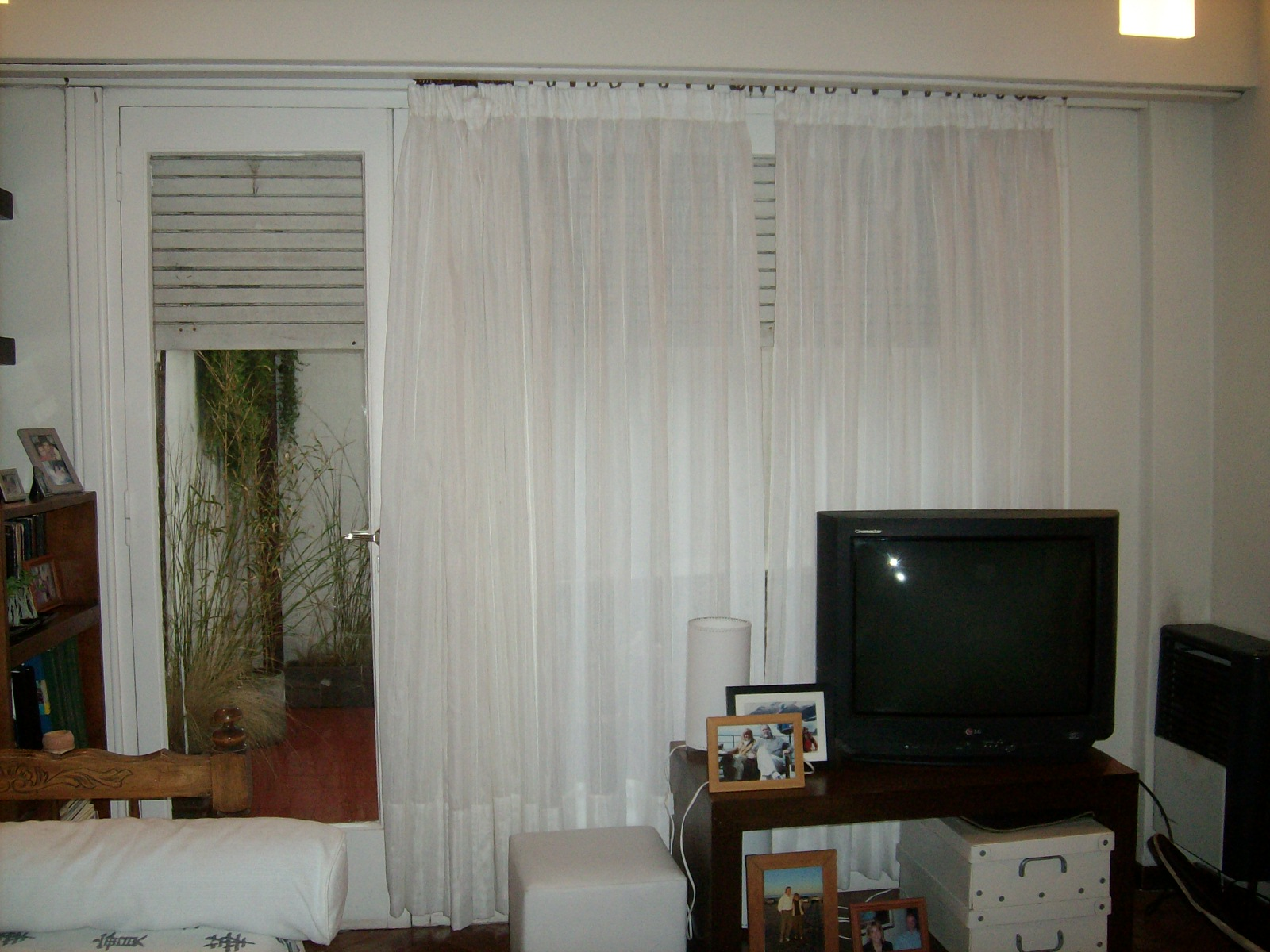 Silvana butto asociados cortinas for Cortinas de argollas