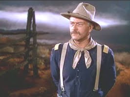 John Wayne, She Wore a Yellow Ribbon