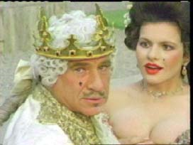 Mel Brooks, King Louis XVI, The History of the World, Part I