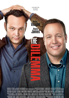 The Dilemma (2011) poster Movie Review
