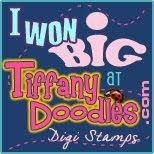 Tiffany doodles challenge