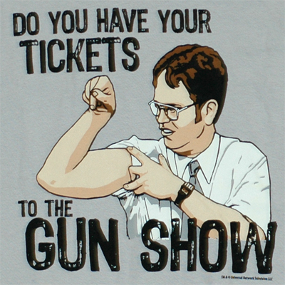 Image result for what way to the gun show