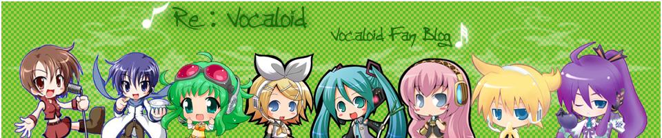 Re:Vocaloid