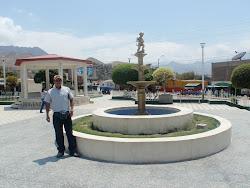 Plaza de Armas - Yaután