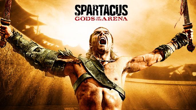 Spartacus: Các vị thánh của đấu trường