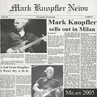 Mark Knopfler - On The Road To Milano (disc 1)
