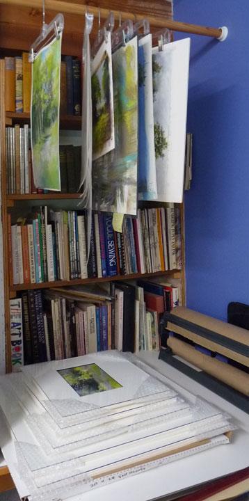 Barbara Newton Art Journal September 2010