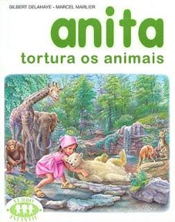 [HUMOR] Descoberta a coleção da Anita destruída no bidão!!!! Anita9