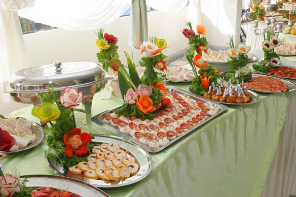 Gallardo Catering-Buffet