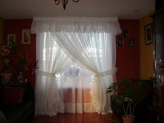 cortinas y m s cortinas romanticas i
