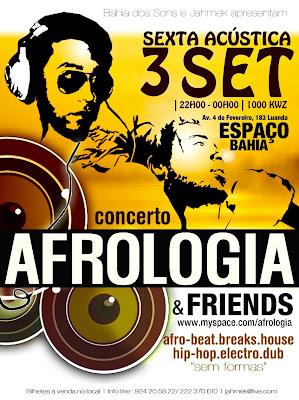 Afrologia em Concerto
