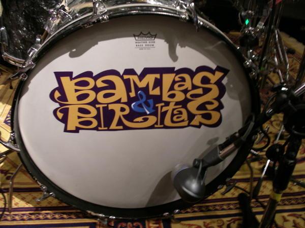 AlesisUSB Studio Drum KitRear With Laptop