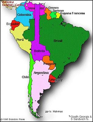 El Imperio Boliviano Busca mar por norte