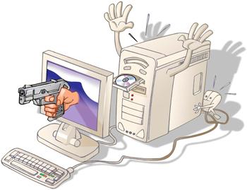 legislacion sobre delitos informaticos:
