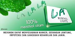 LA 100% menthol alam