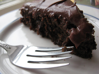Ginger Cake Without Eggs