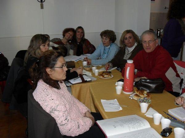 Reunión de Zona de la FEB