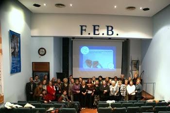 Reconocimiento de la FEB - Cultura 2010