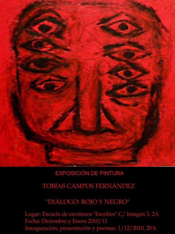 EXPOSICIÓN DE PINTURA.TOBÍAS CAMPOS FERNÁNDEZ