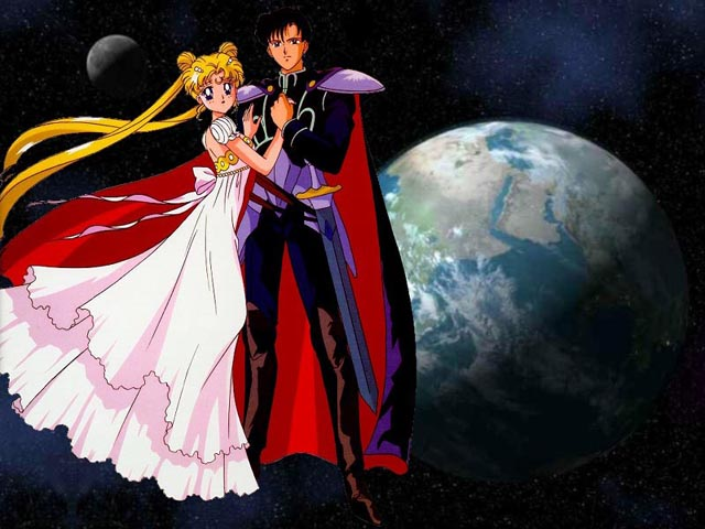 Sailor Moon Sailor+moon+serenity+e+endimion