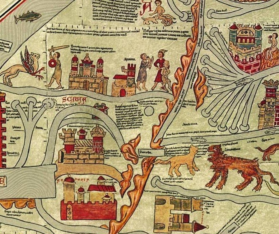 Ancient Medieval Literature: The Medieval World: Guest Post By Amy Ellis-Thompson