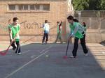 Fotos de alumnos jugando en el cole