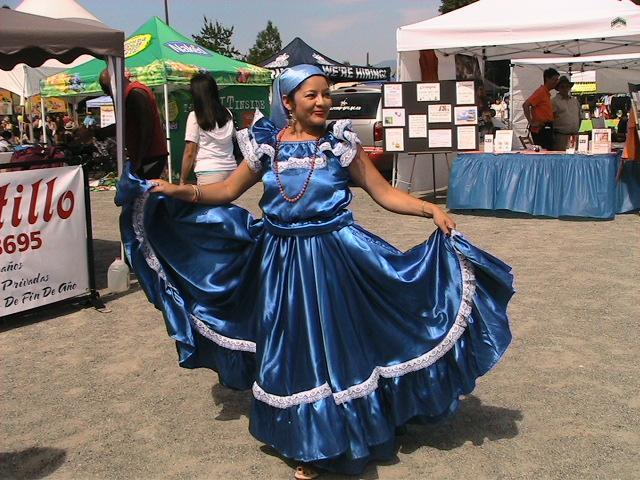 Tradiciones salvadoreñas.