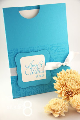 studiono8 wedding invitation price list