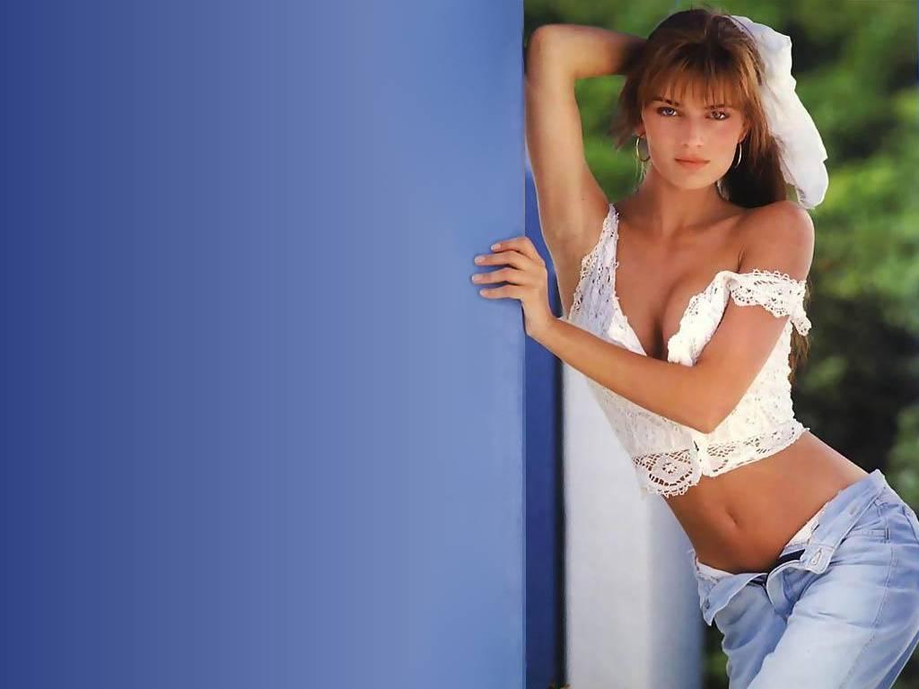 Hot Paulina Porizkova nude (15 foto and video), Tits, Fappening, Boobs, underwear 2015