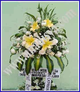 279 x 320 · 31 kB · jpeg, Bunga duka cita adalah sebuah bunga ucapan