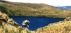 Lagunas sagradas de Siecha - Tivatiquica (Madre de los tejidos)