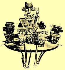 Balsa ceremonial de Siecha de 268 gramos - Encontrada en la Laguna de Siecha en 1856