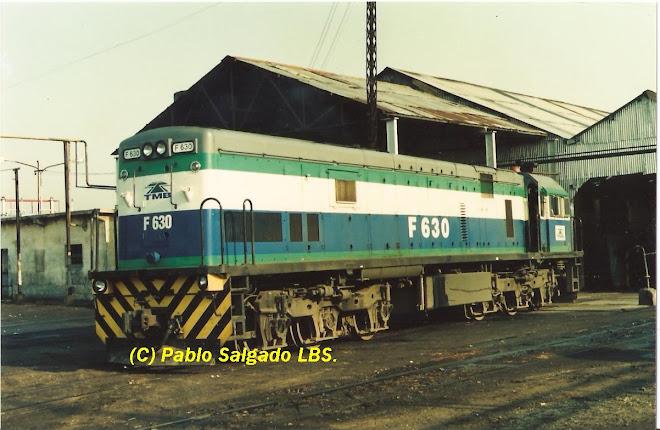 F 630 ALISTADA PARA ENTRAR EN SERVICIO